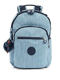 Kipling Seoul GO Small Backpack INDIGO