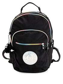 Kipling Small Seoul Go Backpack BLACK