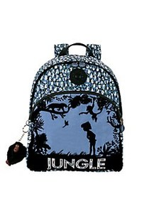 Kipling Small Paola Disney's Jungle Book Backpack