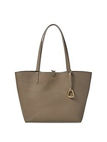 Lauren Ralph Lauren Reversible Faux-Leather Tote T