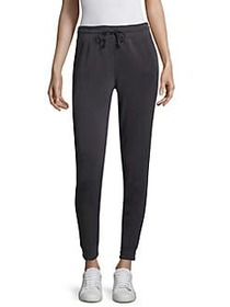 Free People Back Into It Joggers BLACK