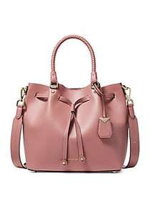 MICHAEL Michael Kors Medium Blakey Bucket Bag ROSE