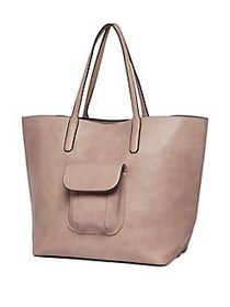 Urban Originals Wild Girl Tote NUDE