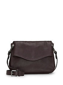 Vince Camuto Clem Leather Crossbody VAMP