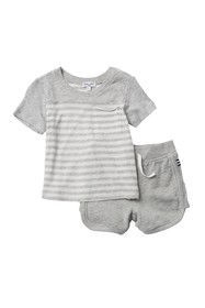 Splendid Pocket T-Shirt & Shorts Set (Baby)