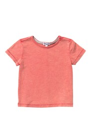 Splendid Washed Slub Jersey Tee (Baby Boys)