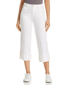 JAG Jeans JAG Jeans - Eden Wide-Cuff Cropped Jeans