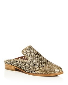 Clergerie Clergerie - Women's Asier Perforated Pat