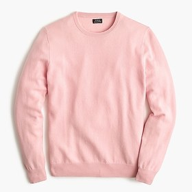 Everyday cashmere crewneck sweater in solid
