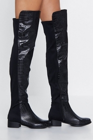 Over the Love of You Over-the-Knee Boot