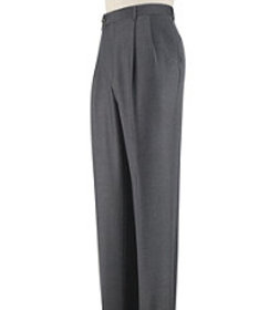 Signature Collection Traditional Fit Pleated Front