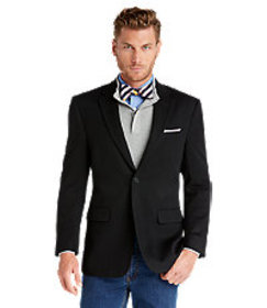 Executive Collection Traditional Fit Sportcoat - B