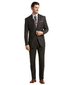 Signature Collection Traditional Fit Suit Big and