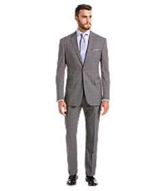Executive Collection Traditional Fit Suit - Big &