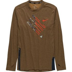 Nike Sphere Element Crew Wild Long-Sleeve Running