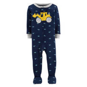 Baby Boy (12-24M) Carter's® Construction Footed Sl