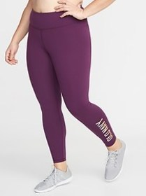 High-Rise Elevate 7/8-Length Plus-Size Compression
