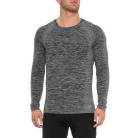 Industry Supply Co Seamless Heather T-Shirt - Long