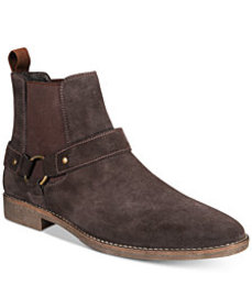 Alfani Men's Briar Harness Boots, Created for Macy