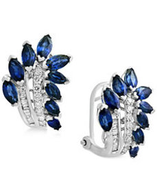 Royalé Blue by EFFY® Sapphire (3-1/10 ct. t.w.) &