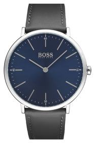 BOSS Horizon Leather Strap Watch