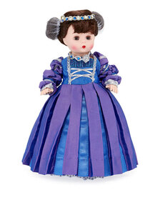 Madame Alexander Dolls 8 German Prinzessin Collect