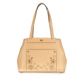 Michael KorsMeredith Medium Leather Tote- Butternu