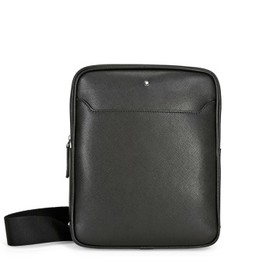 MontblancSartorial North South Small Messenger- Bl