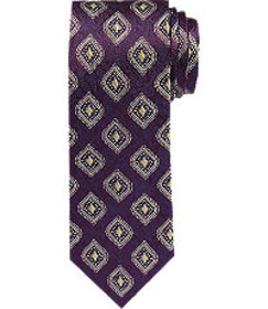 Reserve Collection Medallion Tie - Long CLEARANCE