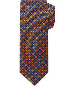 Signature Gold Check Tie CLEARANCE
