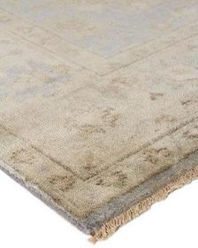 Exquisite Rugs Annetta Antique Oushak Rug 12' x 15