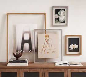 Floating Gallery Frame - Metal Finish