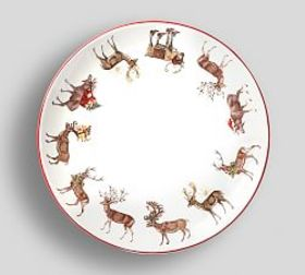 Silly Stag Platter