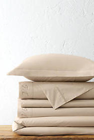 Percale Solid Duvet Cover and Sham