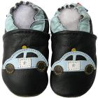 Baby Boy Shoes Up To 7-8years Soft Sole Leather Ki