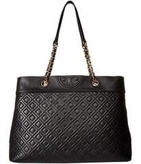 Tory Burch Fleming Triple Compartment Tote
