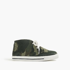 Boys' MacAlister sneakers in camo