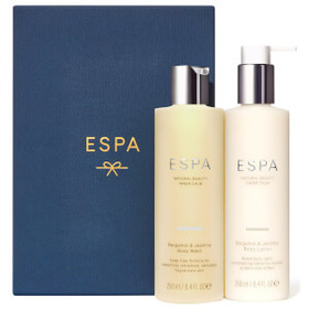 ESPA Bergamot and Jasmine Shower & Hydrate (Worth