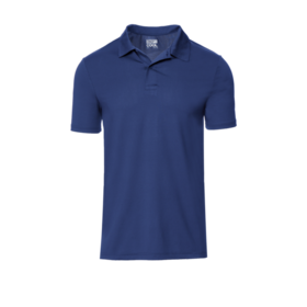MEN'S TECHNO MESH POLO