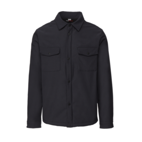 MEN'S OXFORD SHERPA SHIRT JACKET