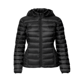 WOMEN'S PLUS-SIZE ULTRA-LIGHT DOWN JACKET