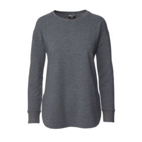 WOMEN'S SOFT FLEECE CREW TOP