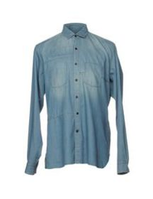 LANVIN LANVIN - Denim shirt