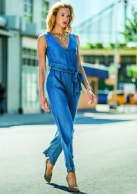 Tall Willow Wide Leg Jumpsuit