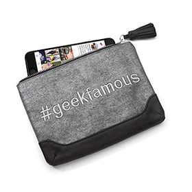 #geekfamous Clutch Pouch