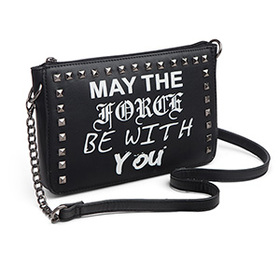 Star Wars May the Force Be With You Purse