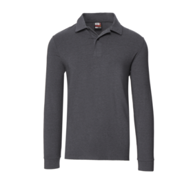 MEN'S WARM TECH L/S POLO