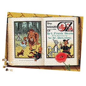 The Wizard of Oz 1000pc Puzzle - Exclusive