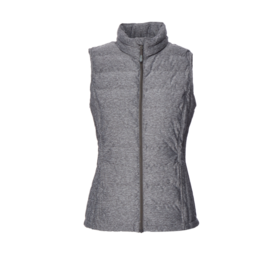 WOMEN'S SOFT STRETCH DOWN VEST