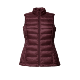 WOMEN'S PLUS-SIZE ULTRA-LIGHT DOWN VEST